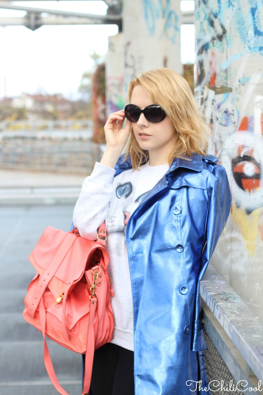 alessia milanese, thechilicool, fashion blog, fashion blogger, cat eyes , ps1 proenza schouler