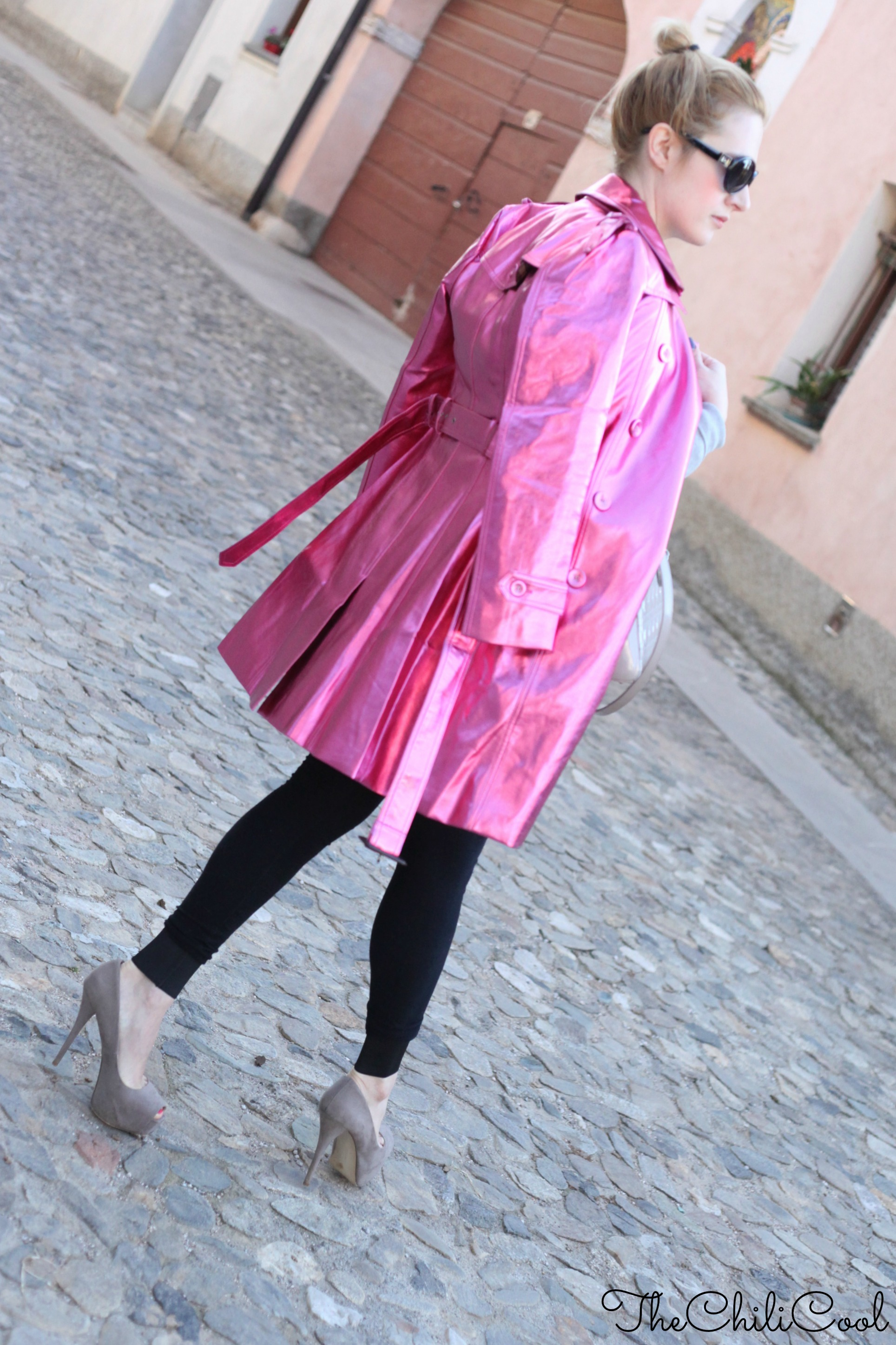 alessia milanese, thechilicool, fashion blog, fashion blogger,capsule collection camille over the rainbow for pimkie, lady dior bag