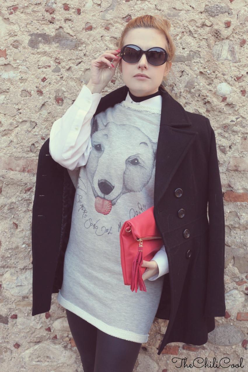 alessia milanese, thechilicool, fashion blog, fashion blogger,sister&sister christmas contest natale con i tuoi cuccioli