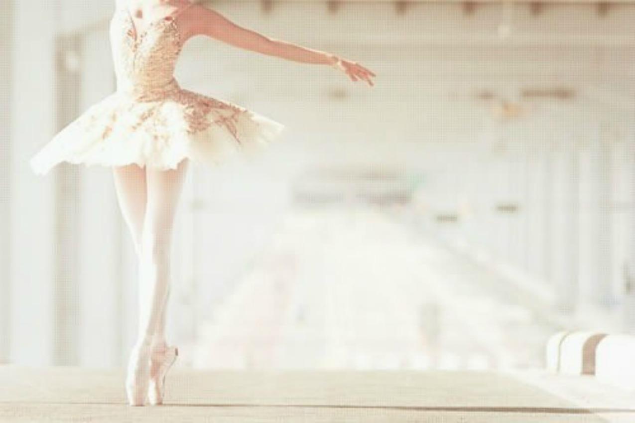 Ballerina Fashion Blog