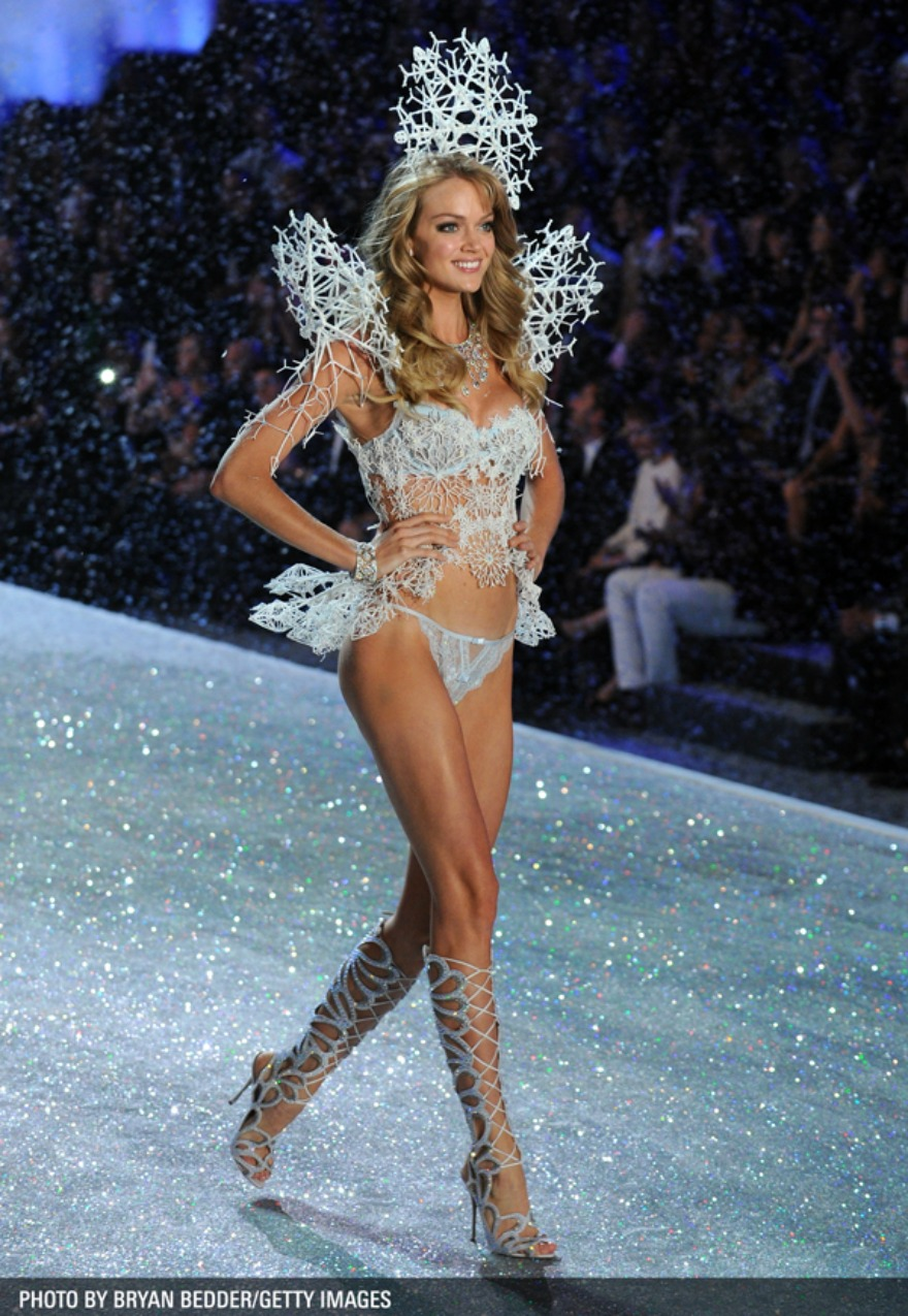 alessia milanese, thechilicool, fashion blog, fashion blogger,swarovski for victoria's secret fashion show the 3d costume