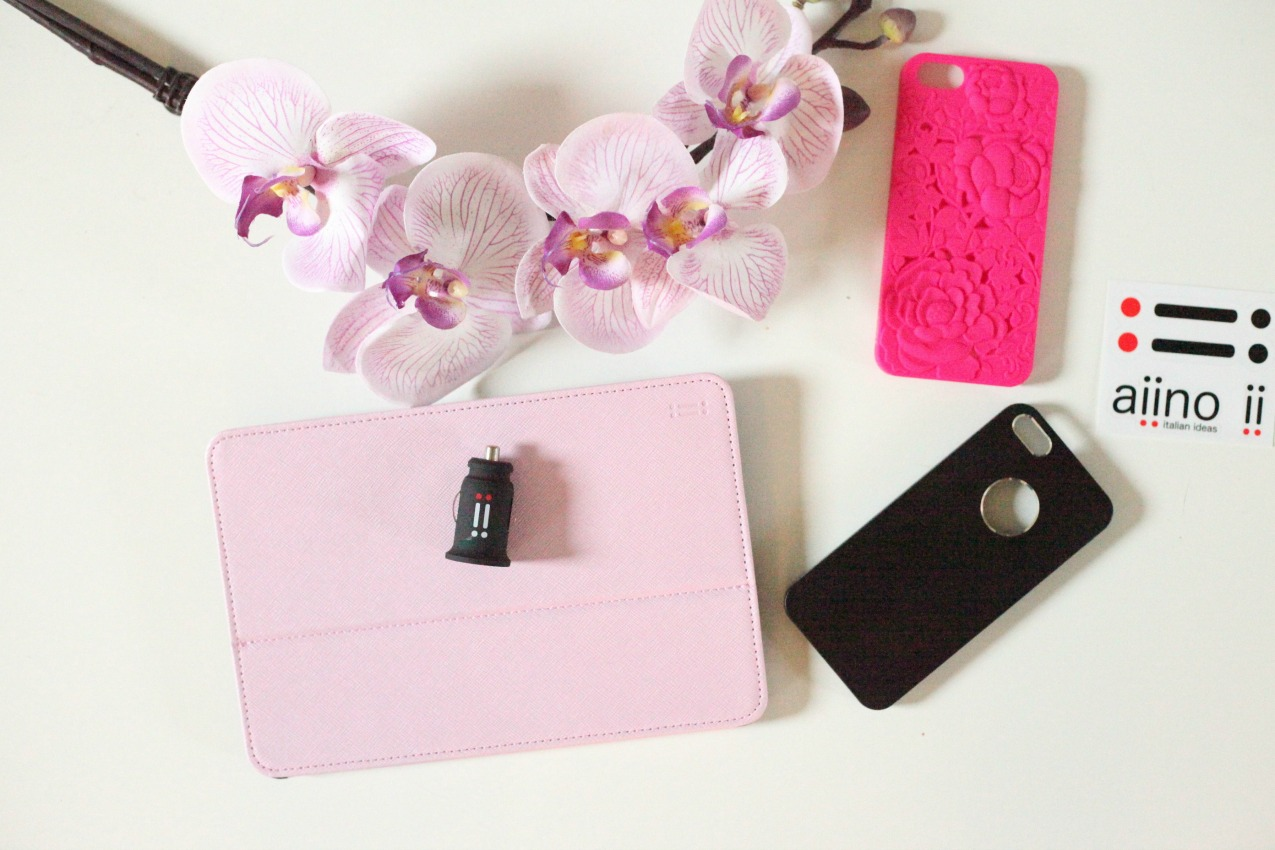 Tech stuff: Aiino cover per iPhone e iPad, alessia milanese, thechilicool, fashion blog, fashion blogger