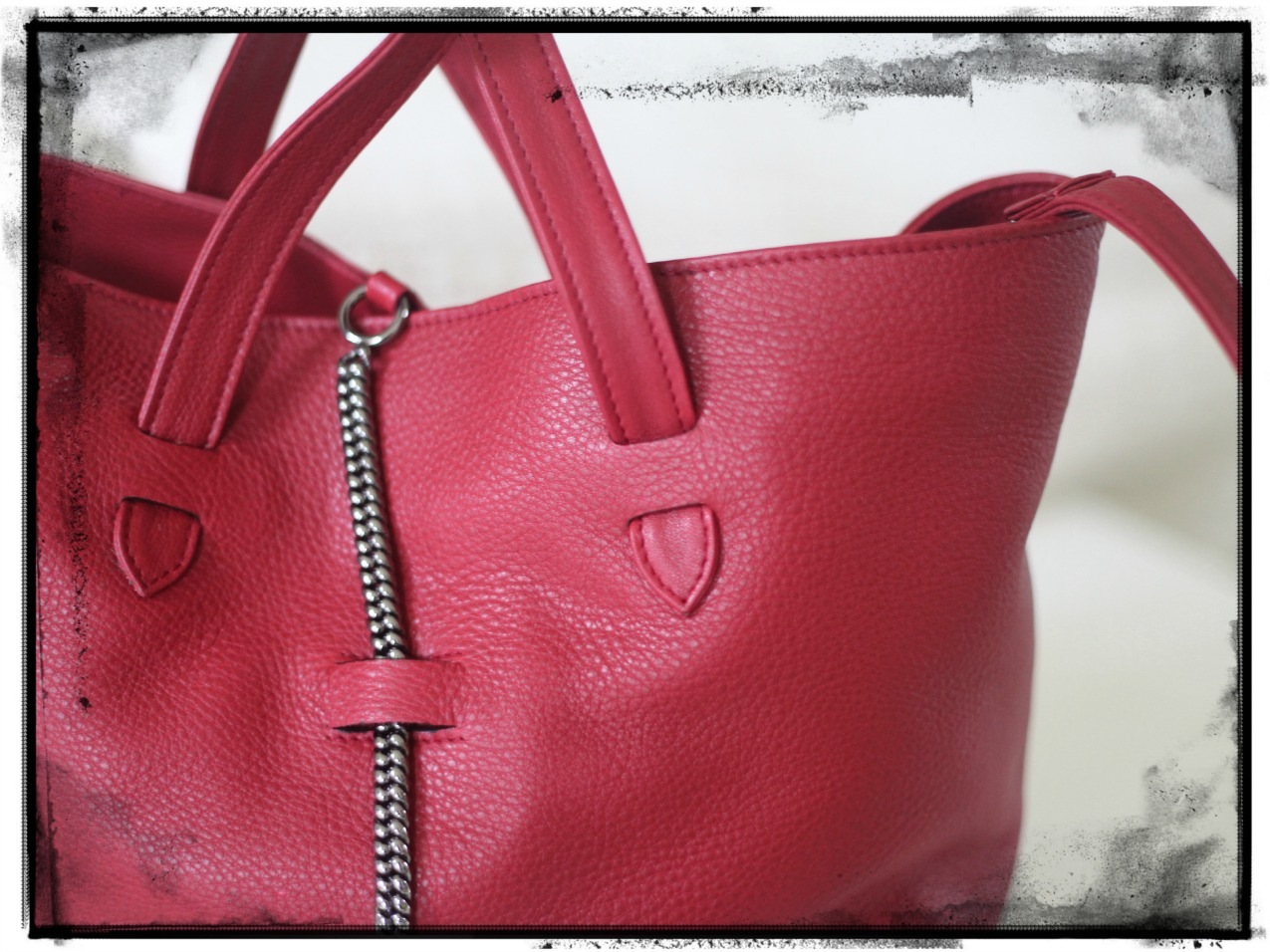 Ninael Cherry Bag, quando stile fa rima con personalità, alessia milanese, thechilicool, fashion blogger, fashion blog
