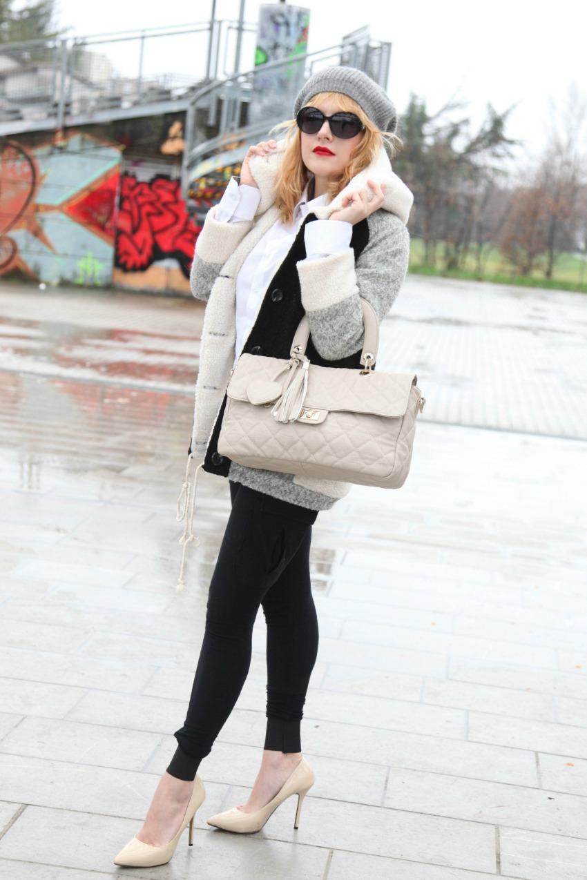 alessia milanese, thechilicool, fashion blog, fashion blogger,beanie, cappotti caldi e buoni propositi