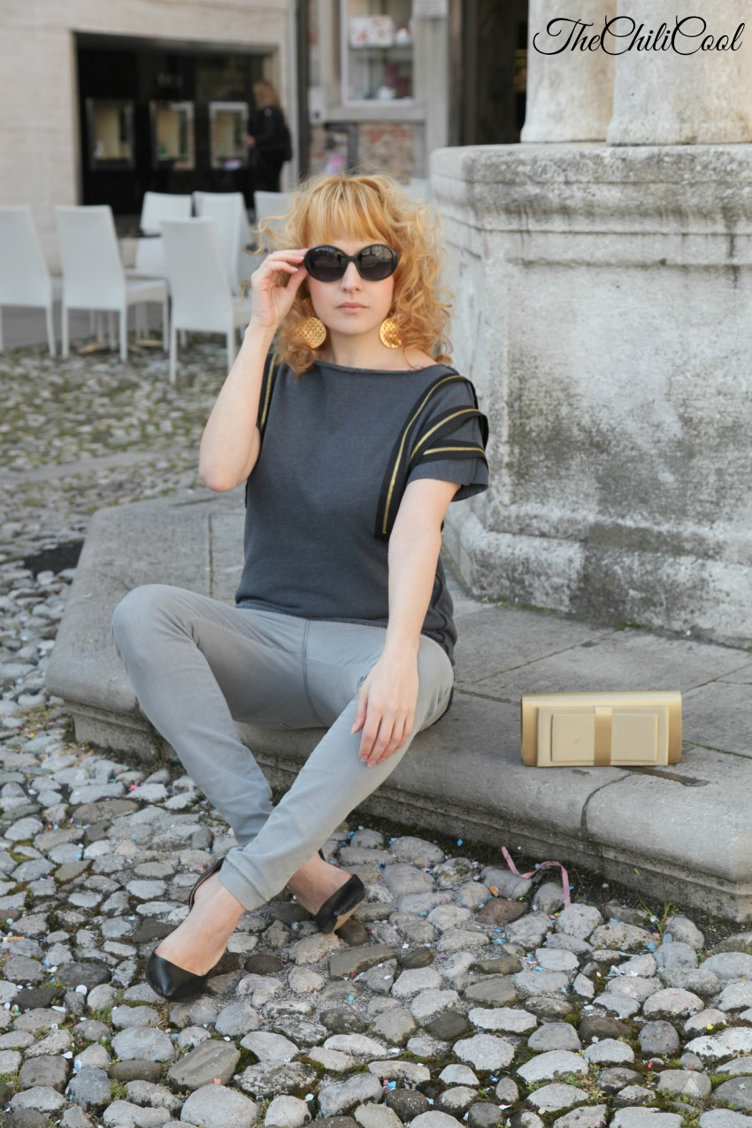 alessia milanese, thechilicool, fashion blog, fashion blogger, zips on my tee
