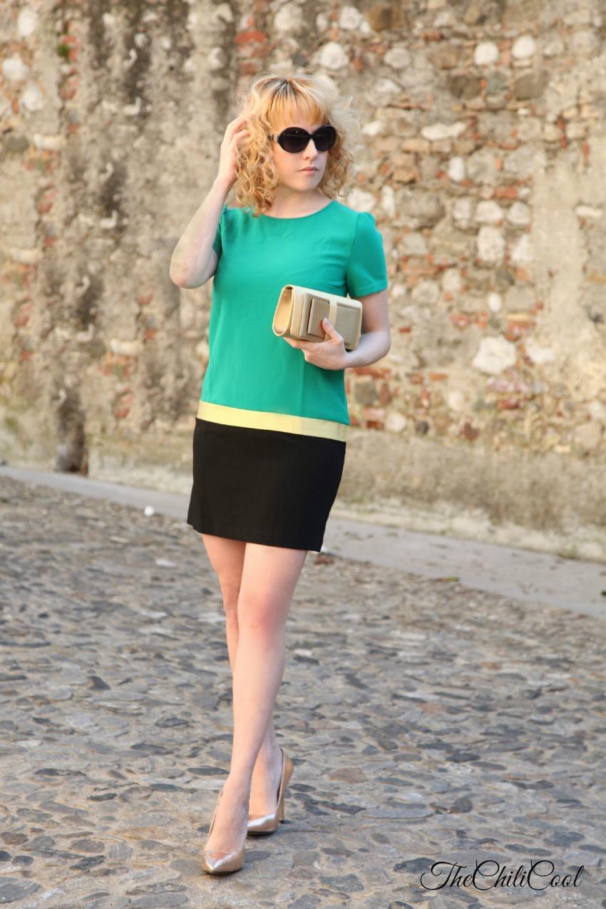 del verde e di tutte le sue fiabe, alessia milanese, thechilicool, fashion blog, fashion blogger
