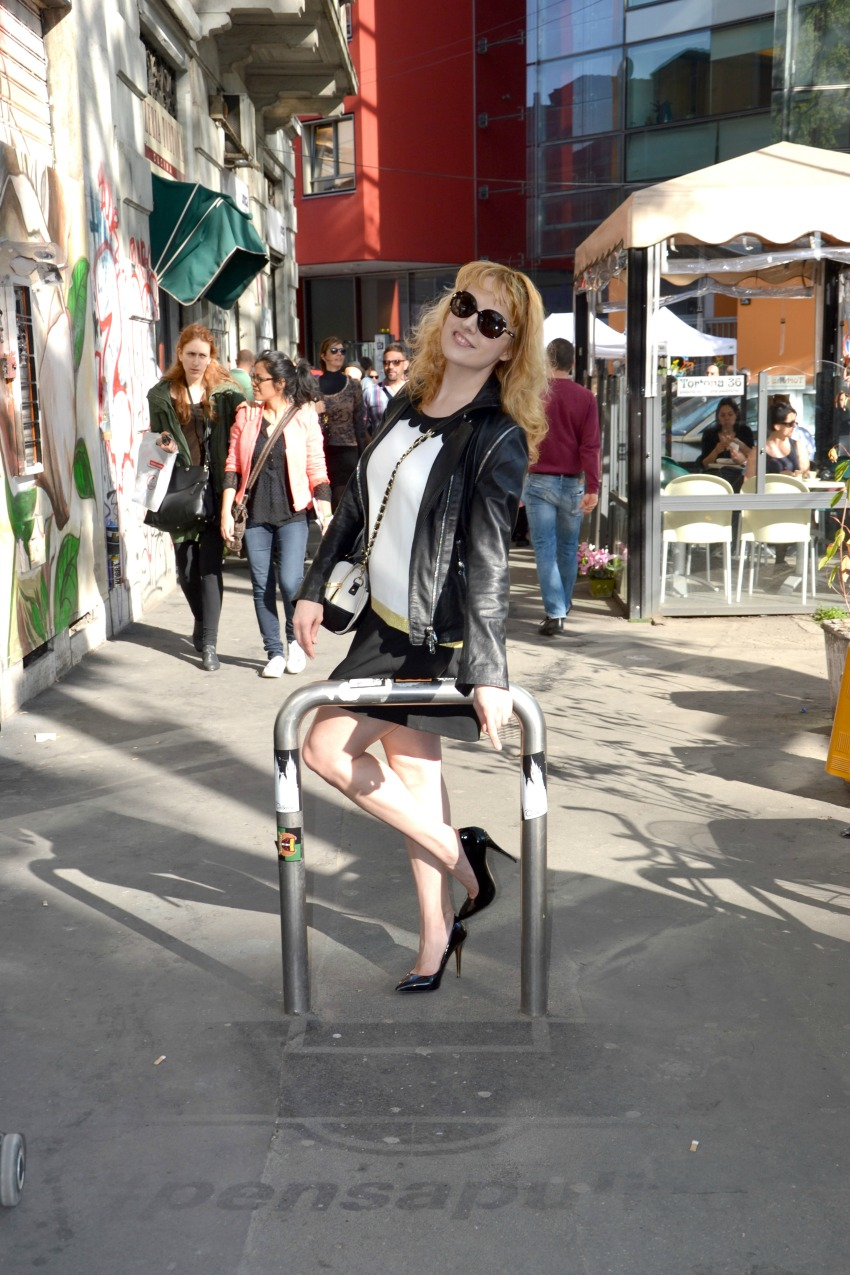 Milano #pensapulito per il FuoriSalone, alessia milanese, thechilicool, fashion blog, fashion blogger