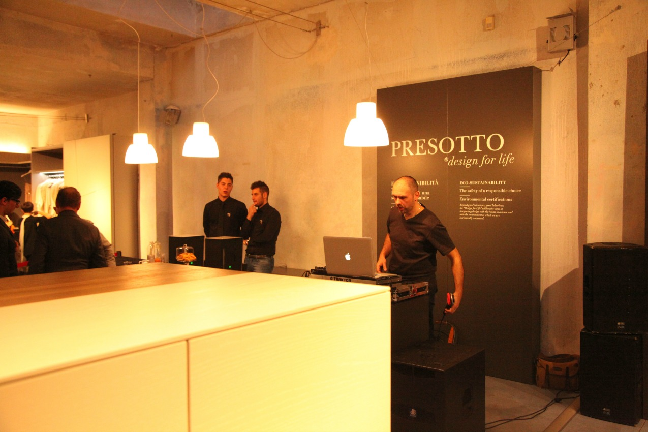 #designedforlife event by Presotto - Fuori Salone 2014, alessia milanese, thechilicool, fashion blog, fashion blogger, la kore milano, ottaviani bijoux, htc one m8, htc one mini by david koma