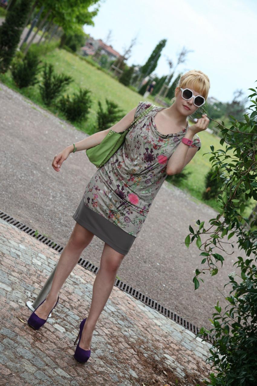 fiori ed abitini, alessia milanese, thechilicool, fashion blog, fashion blogger, valentino rockstud bag