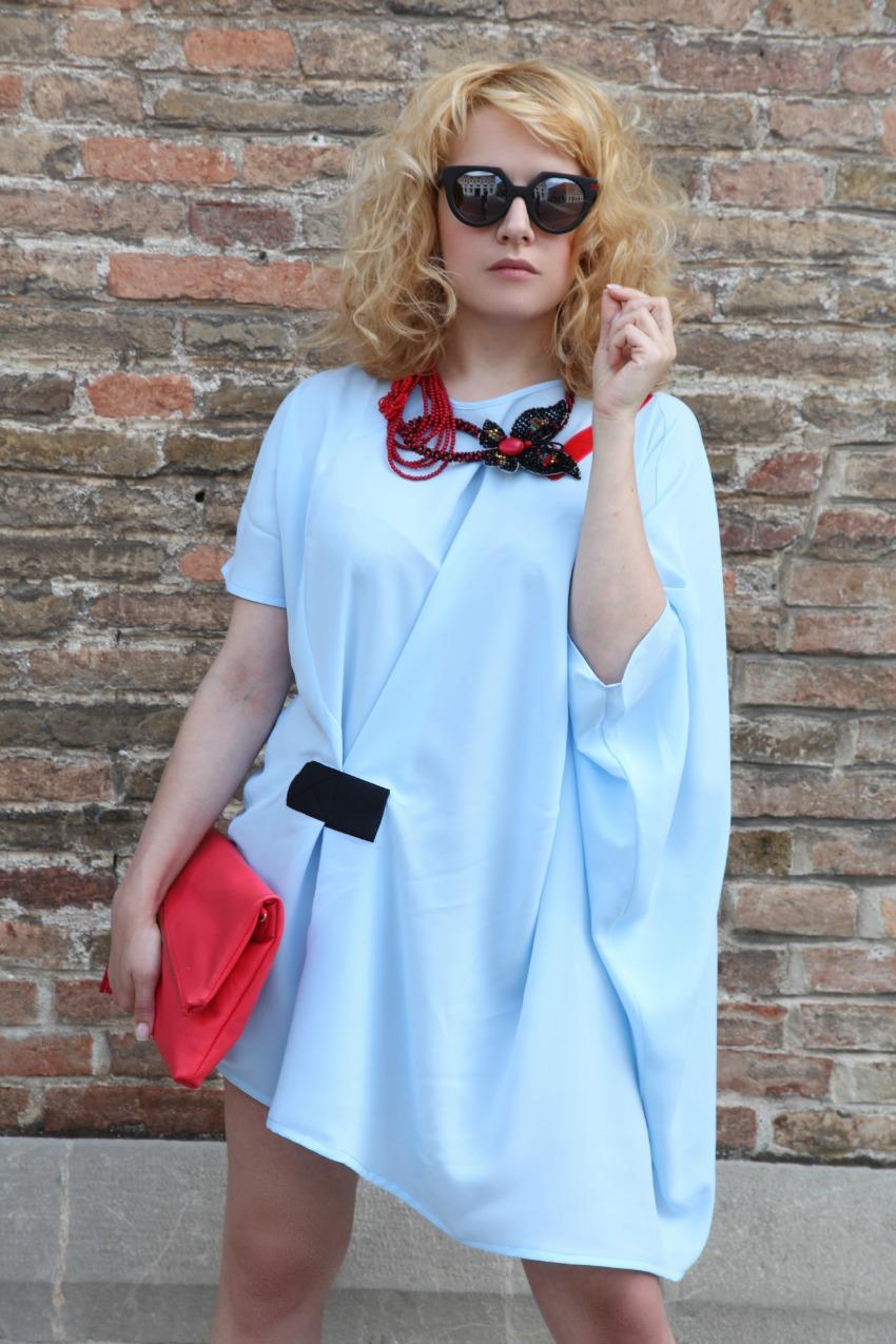 Azzurro come il cielo, alessia milanese, thechilicool, fashion blog, fashion blogger, ottaviani bijoux