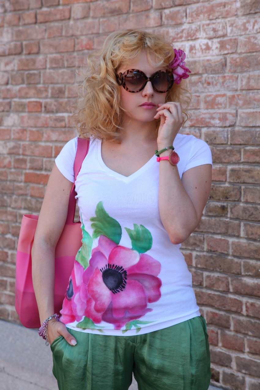 alessia milanese, thechilicool, fashion blog, fashion blogger, fiori, e bilanci