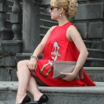 Come quando… un abitino rosso ed una location da favola, alessia milanese, thechilicool, fashion blog, fashion blogger, sodino bijoux