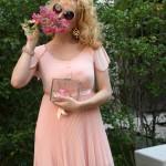 Abito rosa romantico - Friday's look, alessia milanese, thechilicool, fashion blog, fashion blogger