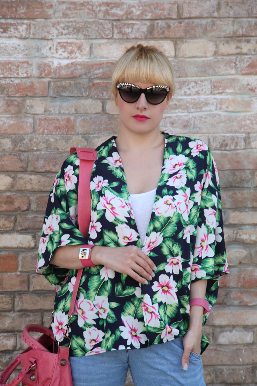 bricks & flowers, alessia milanese, thechilicool, fashion blog, fashion blogger, balenciaga bag