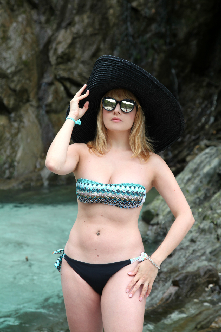 alessia milanese, thechilicool, fashion blog, fashion blogger , bikini stars beachwear