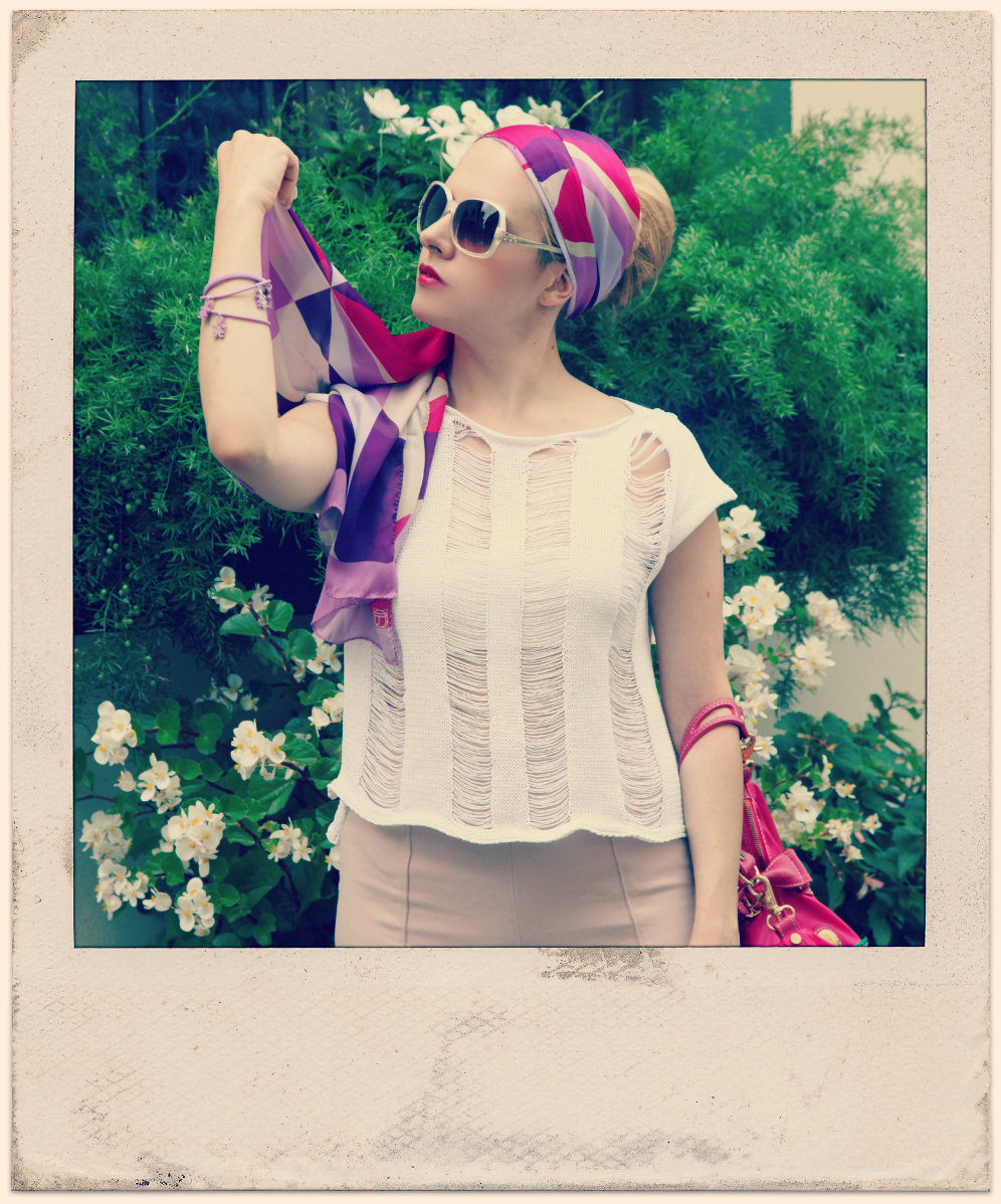 Vintage feeling - Queen of Noise & Altoitaliano, alessia milanese, thechilicool, fashion blog, fashion blogger