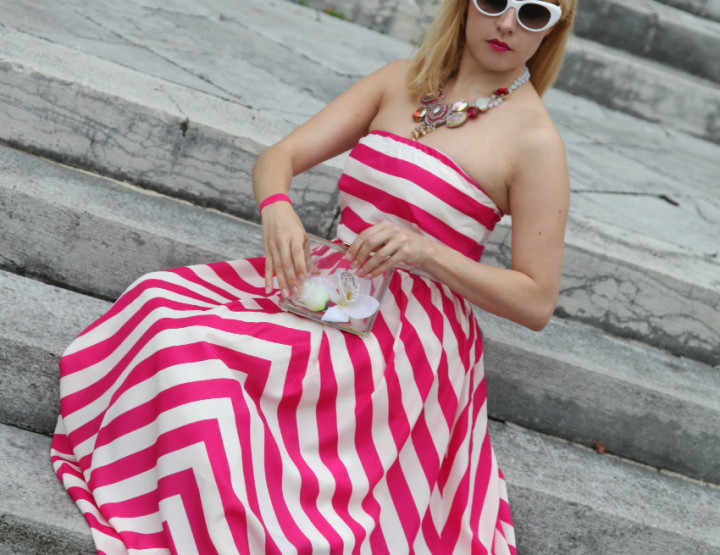 Glam stripes