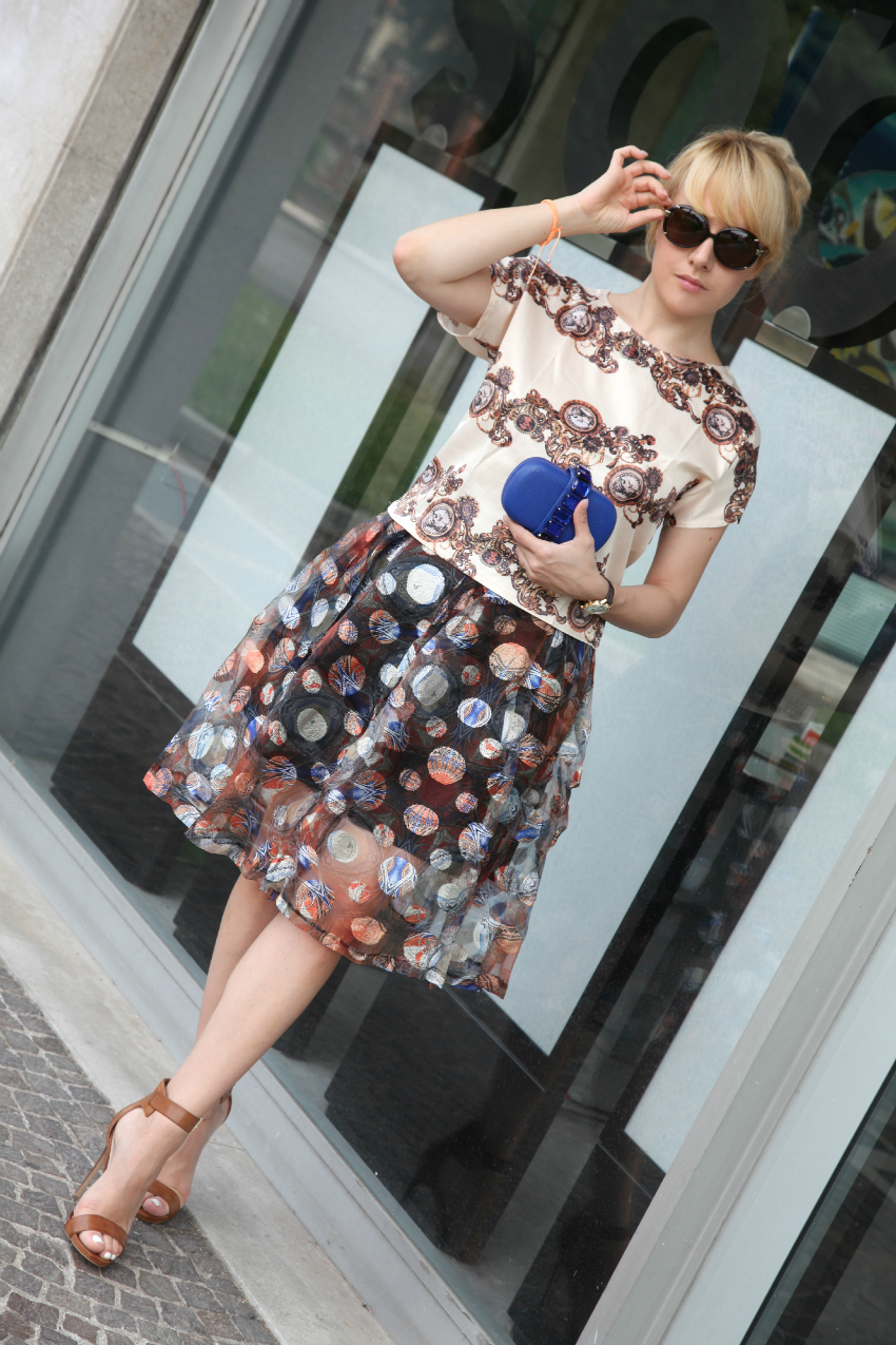 Retro allure, alessia milanese, thechilicool, fashion blog, fashion blogger
