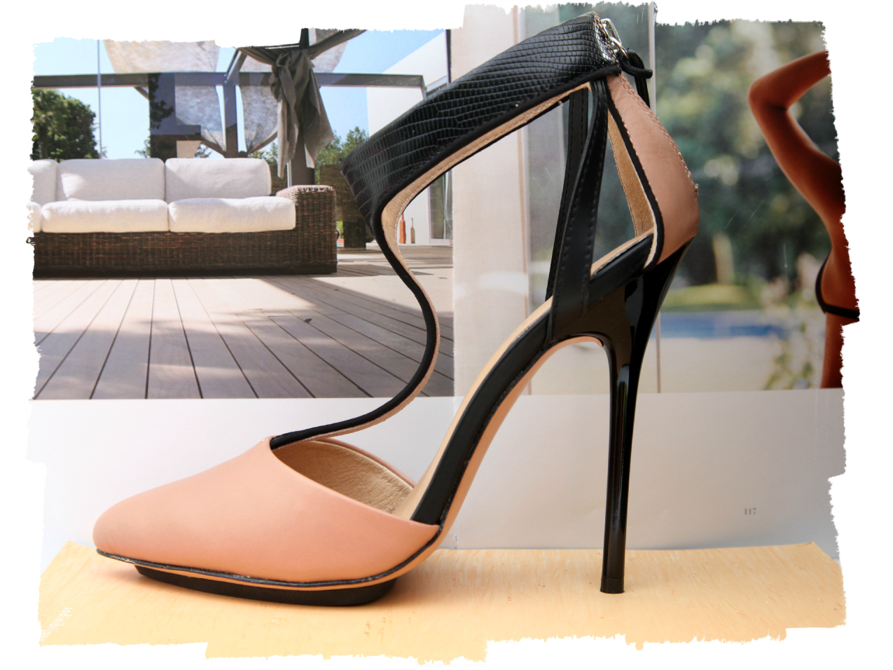 check out e8633 61cd0 sheen scarpe