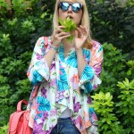 Tropical prints, alessia milanese, thechilicool, fashion blog, fashion blogger, ps1 proenza schouler bag