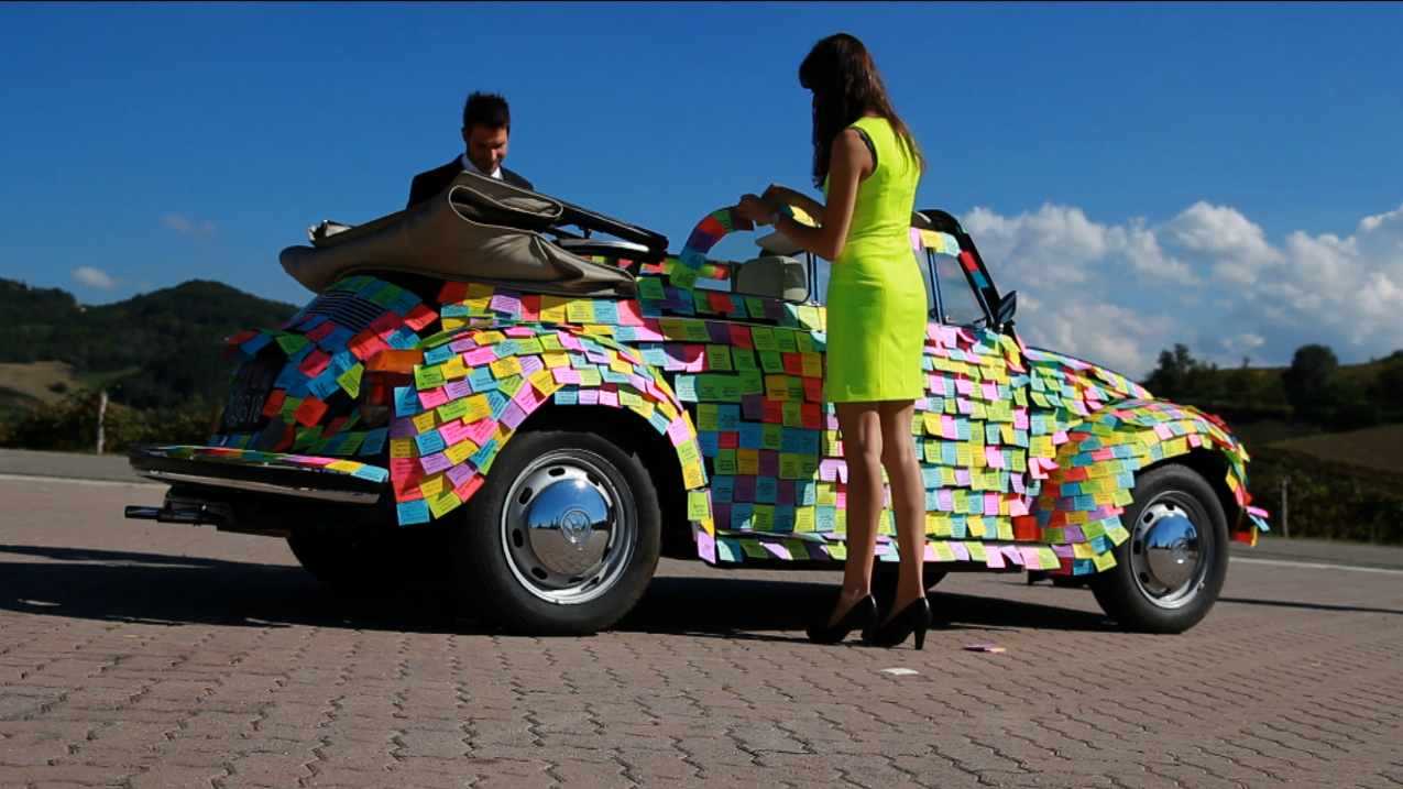 #4eversticky, il decalogo dell'amore con Post-It, alessia milanese, thechilicool, fashion blog, fashion blogger