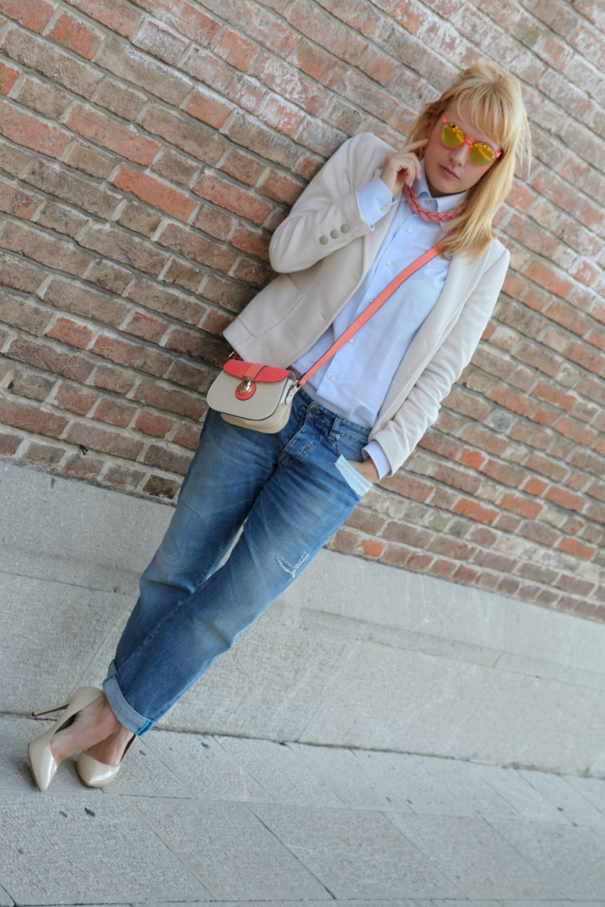 Beige, non-colori e la bellezza, alessia milanese, thechilicool, fashion blog, fashion blogger, accessorize