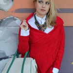 Rosso, e follia., alessia milanese, thechilicool, fashion blog, fashion blogger, miawish, bearbag