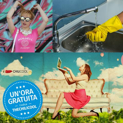 Helpling: pulire casa con un click codice thechilicool