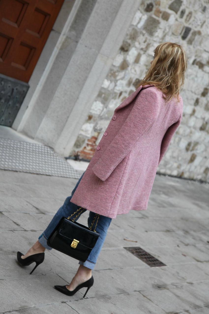 Cielo rosa d'inverno, alessia milanese, thechilicool, fashion blog, fashion blogger, nara camicie