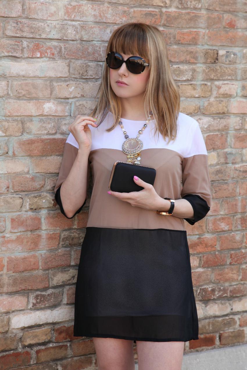 Tempo, impronte ed abiti tra beige e bianco e nero, alessia milanese, thechilicool, fashion blog, fashion blogger