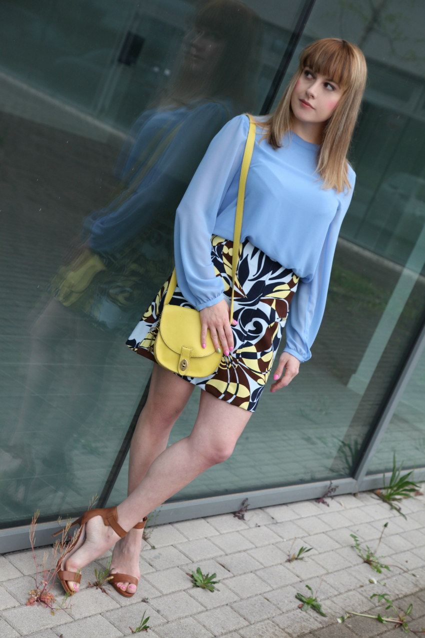 Il cielo, l'azzurro perfetto e Venezia, alessia milanese, thechilicool, fashion blog, fashion blogger, fossil