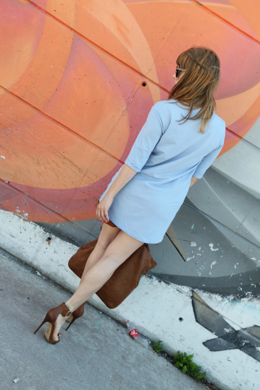 Cuori e azzurro nel cielo, alessia milanese, thechilicool, fashion blog, fashion blogger, risskio