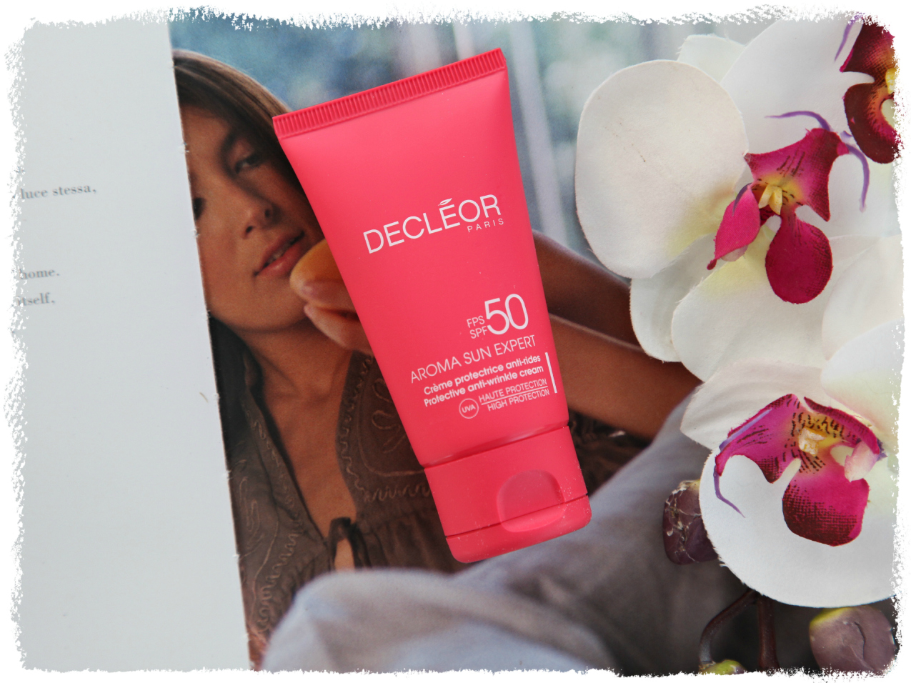 Beauty tips di Maggio: solari, creme protettive e fragranze con il profumo del mare, alessia milanese, thechilicool, fashion blog, fashion blogger,decleor , cool water davidoff