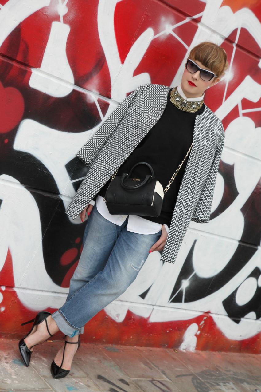 Le parole nere su carta bianca, alessia milanese, thechilicool, fashion blog, fashion blogger, qsixtyone abbigliamento
