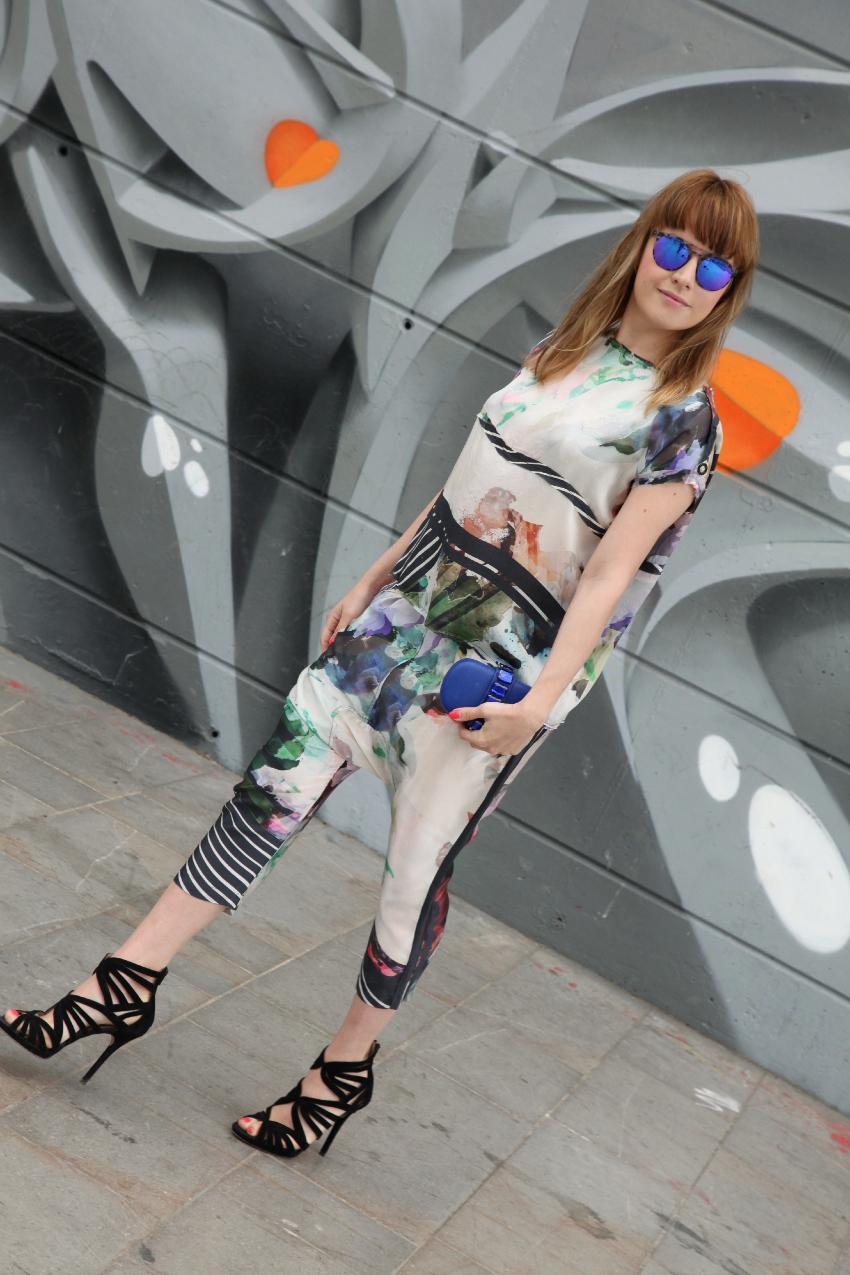 Una jumpsuit di raso e le onde di zucchero filato, alessia milanese, thechilicool, fashion blog, fashion blogger , manila grace