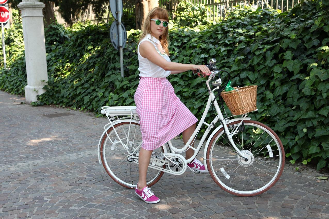 Golden Gate - Brinke: quando l'ebike incontra il fascino dello stile, alessia milanese, thechilicool, fashion blog, fashion blogger, brinke ebike