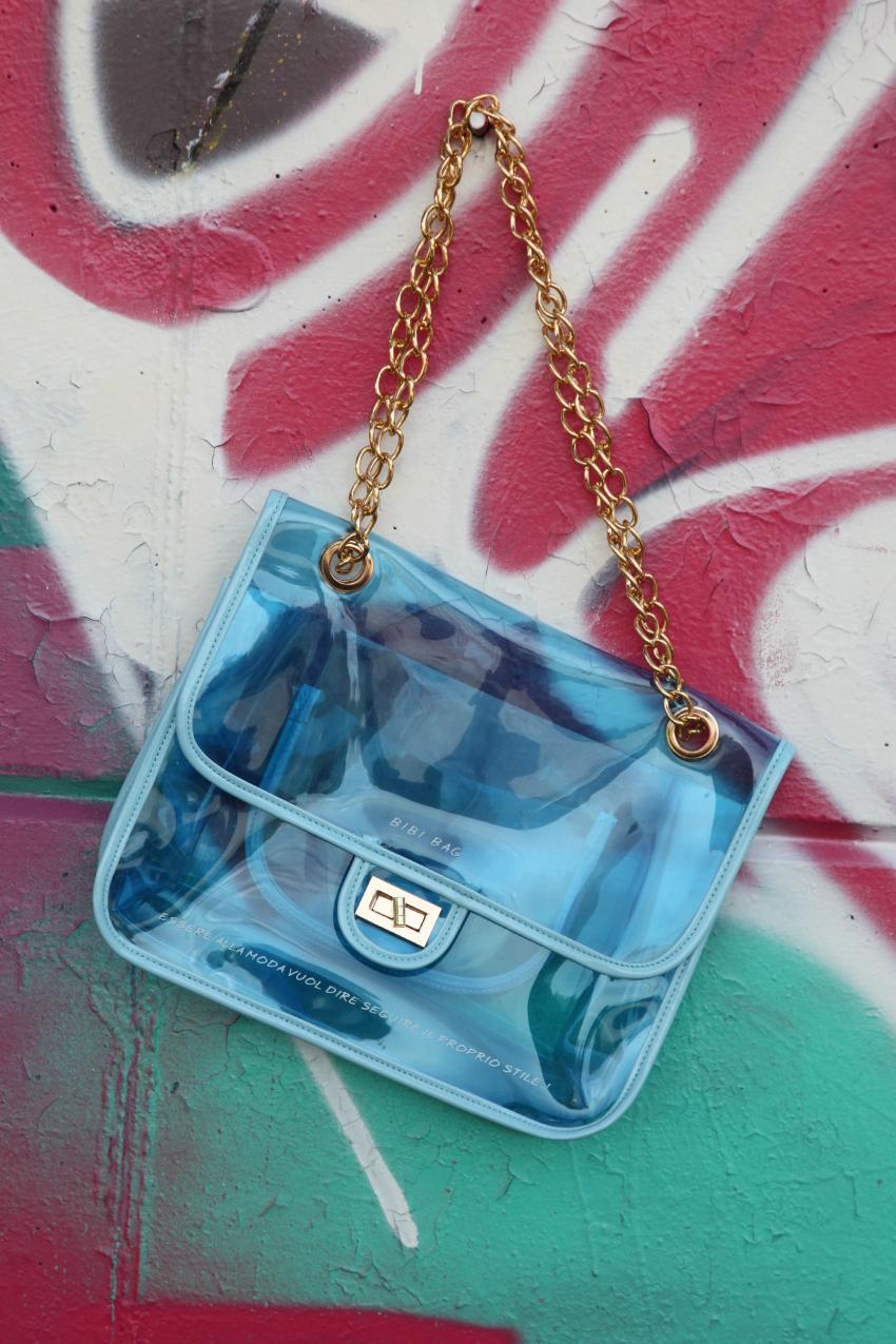 Lampi d'azzurro, arcobaleno e scarpe dal tacco alto, alessia milanese., thechilicool, fashion blog, fashion blogger, yamamay