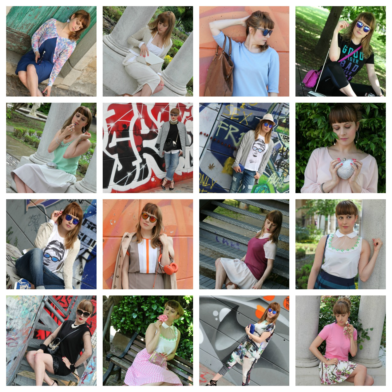 Best of: May 2015 outfits, alessia milanese, thechilicool, fashion blog, fashion blogger , risskio, asics, miawish