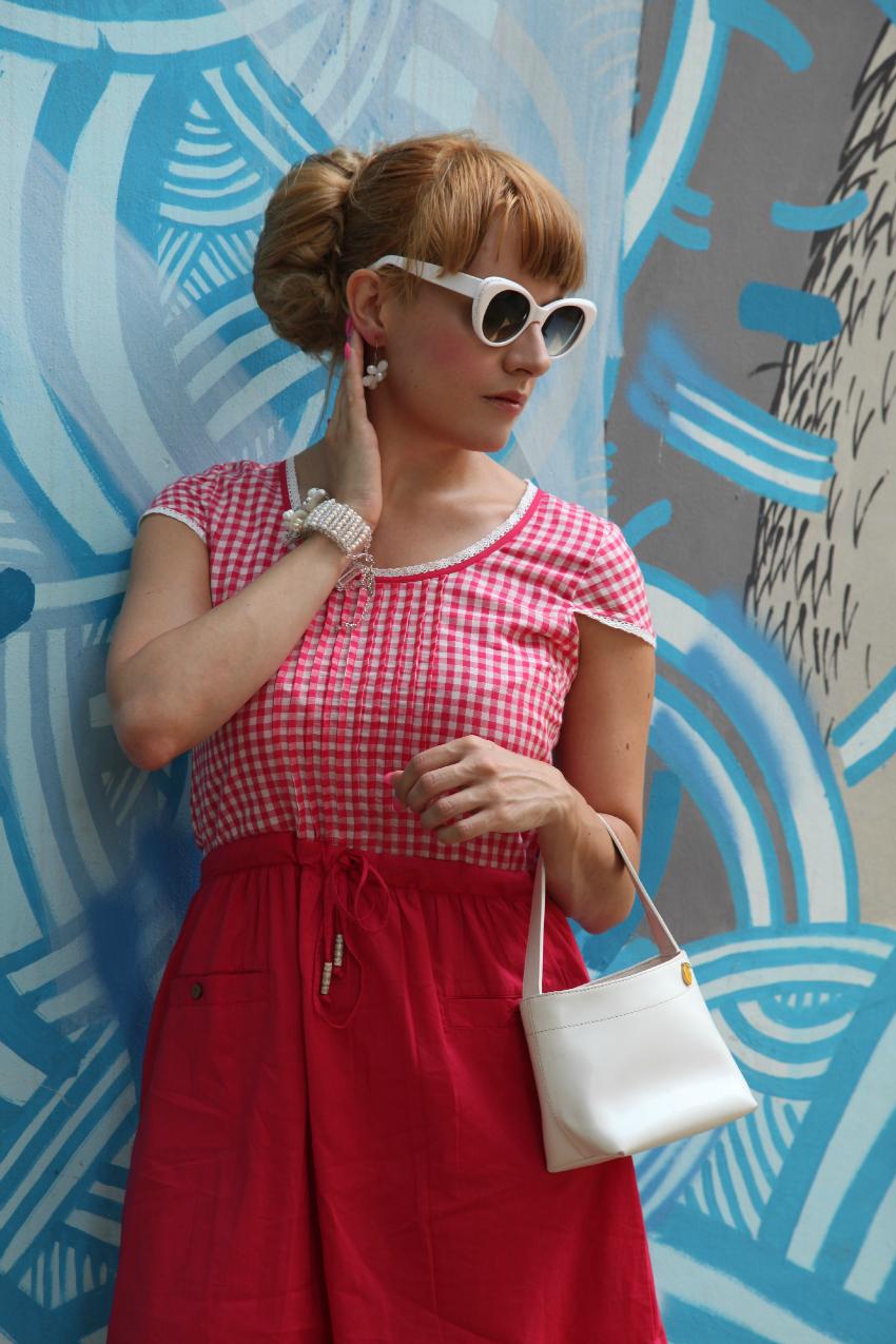 Di rosso e di abbracci che tolgono il fiato, alessia milanese, thechilicool, fashion blog, fashion blogger, showroomprive