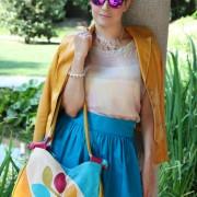 Di fiori e di poesie, alessia milanese, thechilicool, fashion blog, fashion blogger, astore venezia