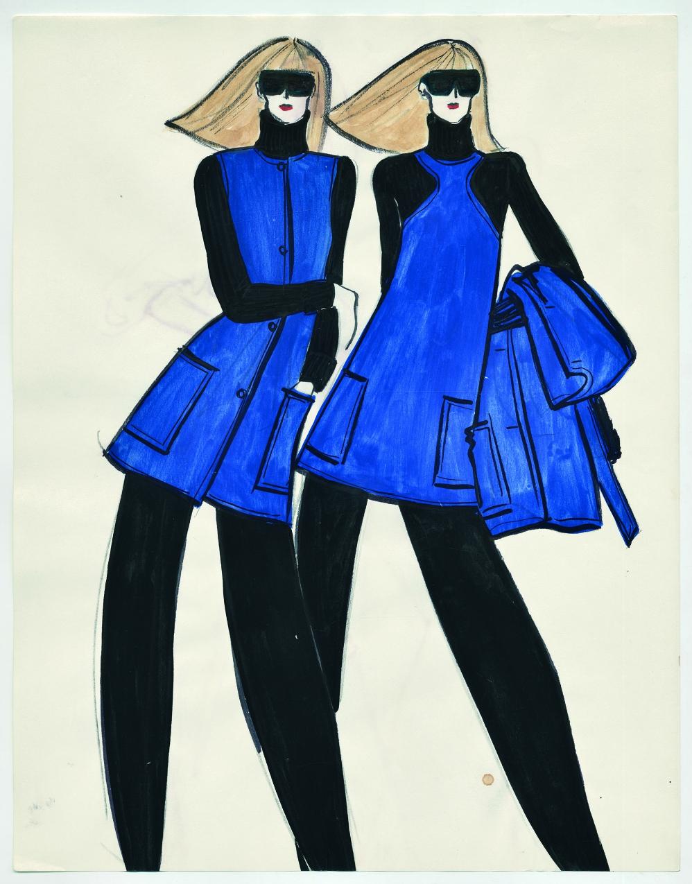 """""""Stephen Sprouse: Xerox/Art/Rock"""": viaggio nella storia di un genio dello stile, alessia milanese, thechilicool, fashion blog, fashion blogger"""
