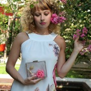 Fiori, un abito color latte e vento da Sud, alessia milanese, thechilicool, fashion blog, fashion blogger, zaful