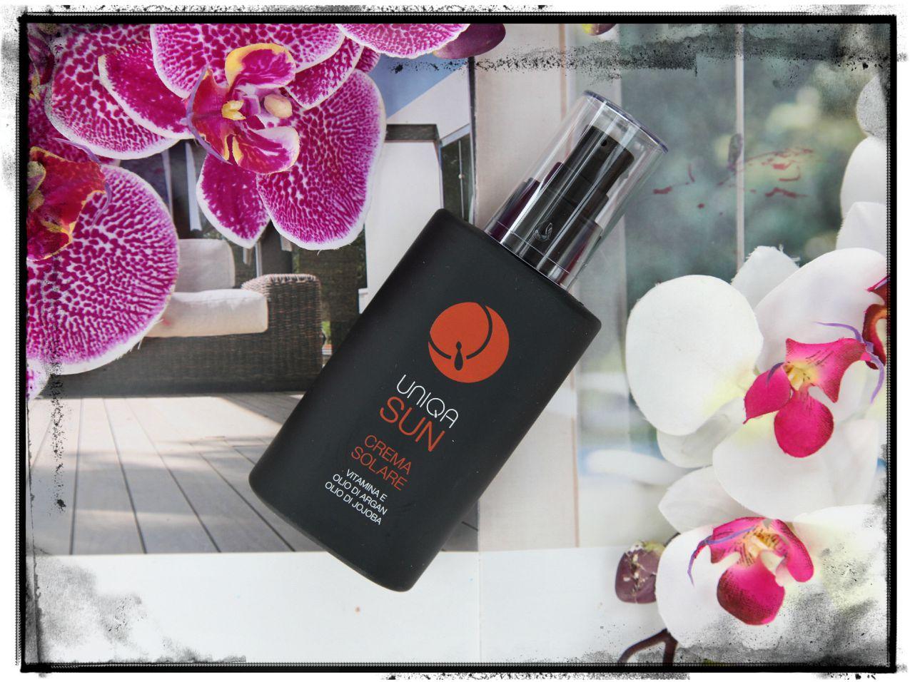 Beauty tips di Agosto: solari innovativi e rossetti brillanti per le lunghe notti d'estate, alessia milanese, thechilicool, fashion blog, fashion blogger , uniqa sun , avon cosmetici