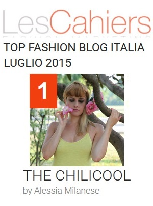 Top fashion blogger Italia - luglio 2015