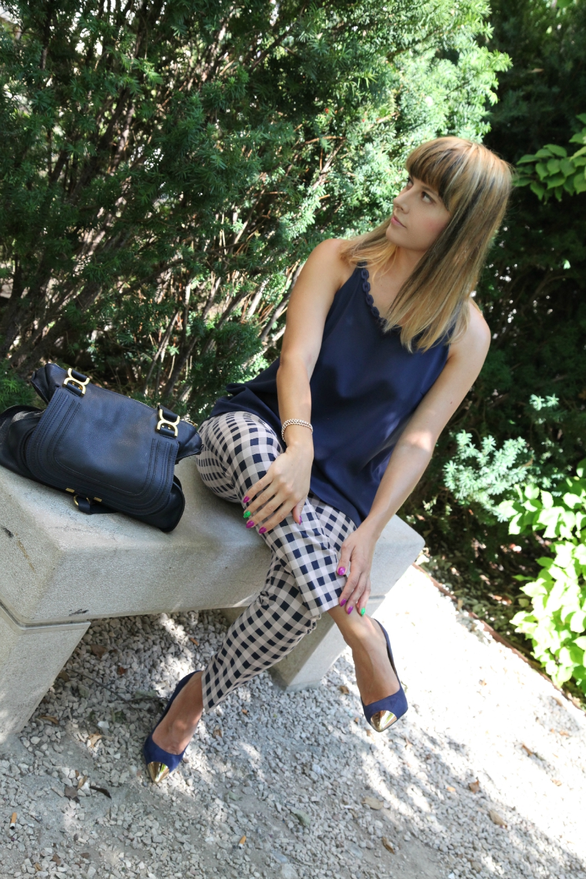 blue feelings, alessia milanese, thechilicool, fashion blog, fashion blogger, nara camicie
