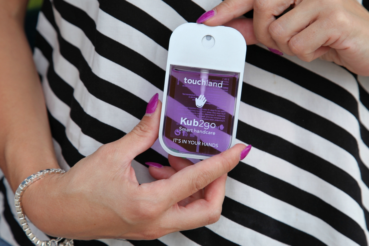 Kub2Go: proteggere ed igienizzare con amore, alessia milanese, thechilicool, fashion blog,  fashion blogger