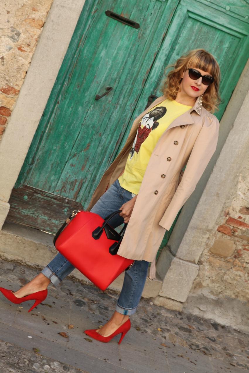 Born to be yourself: la realtà aumentata di Siamoises, alessia milanese, thechilicool, fashion blog, fashion blogger , antigona bag givenchy