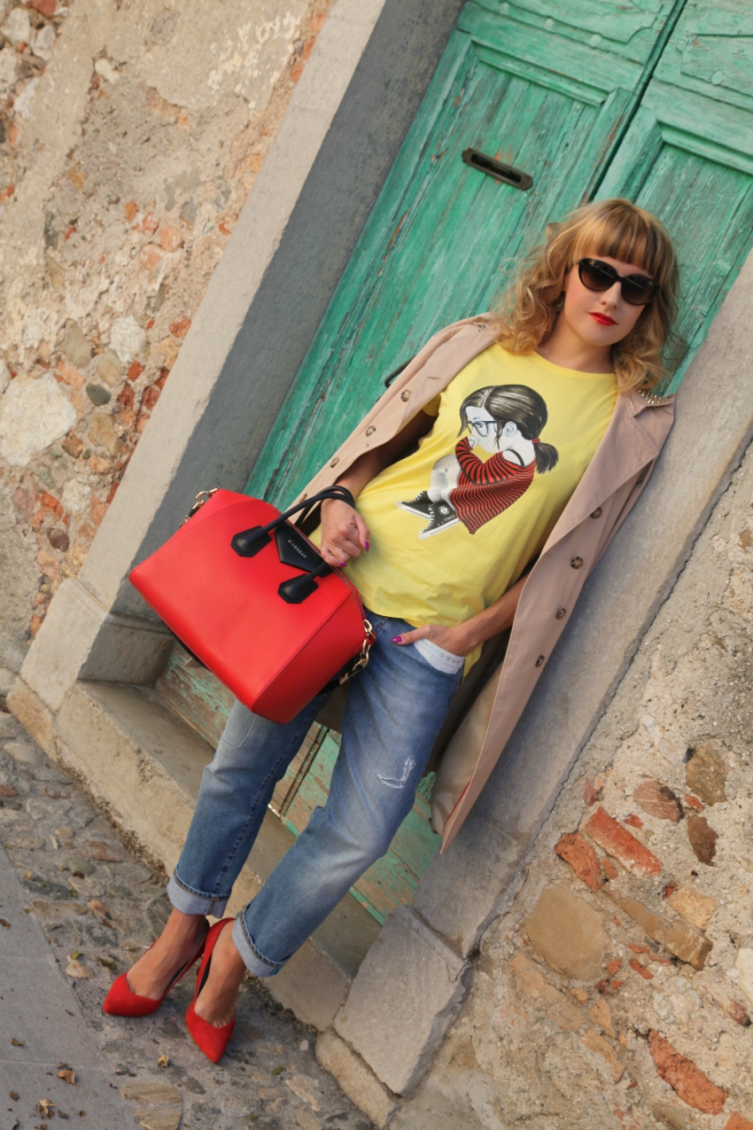 Born to be yourself: la realtà aumentata di Siamoises, alessia milanese, thechilicool, fashion blog, fashion blogger , antigen bag givenchy