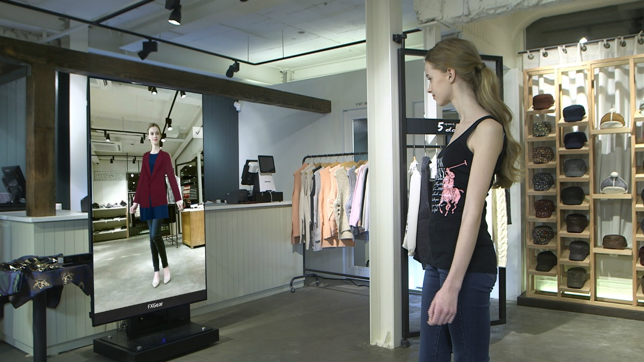 Fx Mirror: il camerino virtuale e la nuova frontiera dello shopping , alessia milanese, thechilicool, fashion blog, fashion blogger