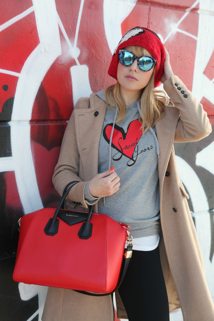 Sweet...years, alessia milanese, thechilicool, fashion blog, fashion blogger, antigona bag givenchy